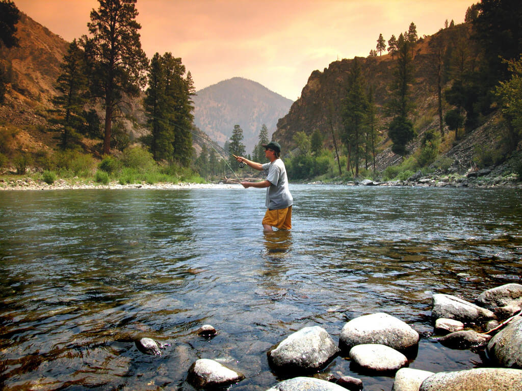 six simple tips for fishing beginners visit idaho
