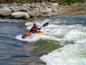Play waves at Kelly's Whitewater Park in Cascade.