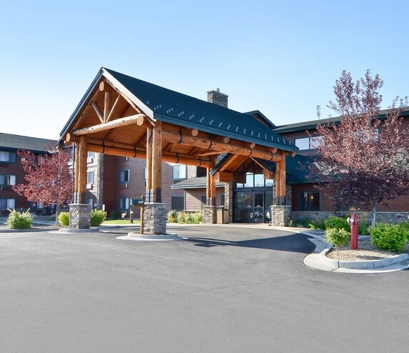 BEST WESTERN PLUS McCall Lodge & Suites in McCall, ID