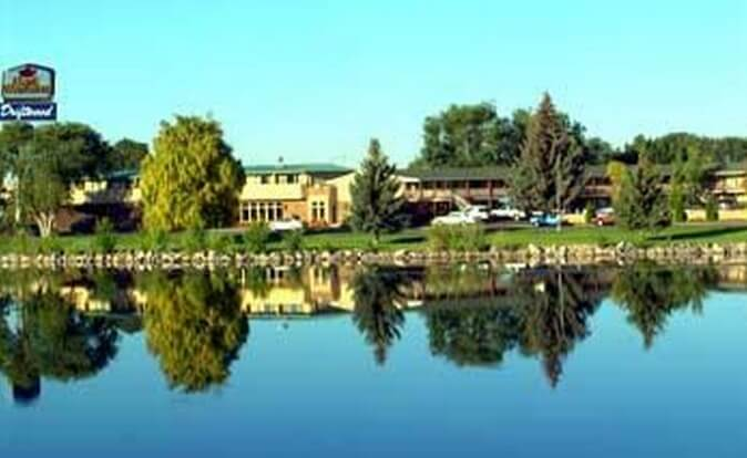 BEST WESTERN Driftwood Inn in Idaho Falls, ID