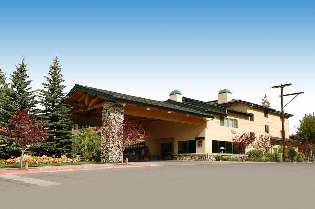 BEST WESTERN PLUS Kentwood Lodge in Ketchum, ID