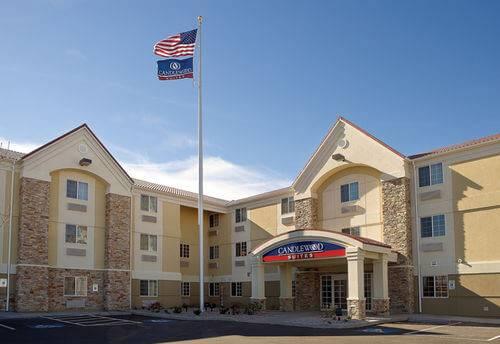 Candlewood Suites Meridian in Meridian, ID