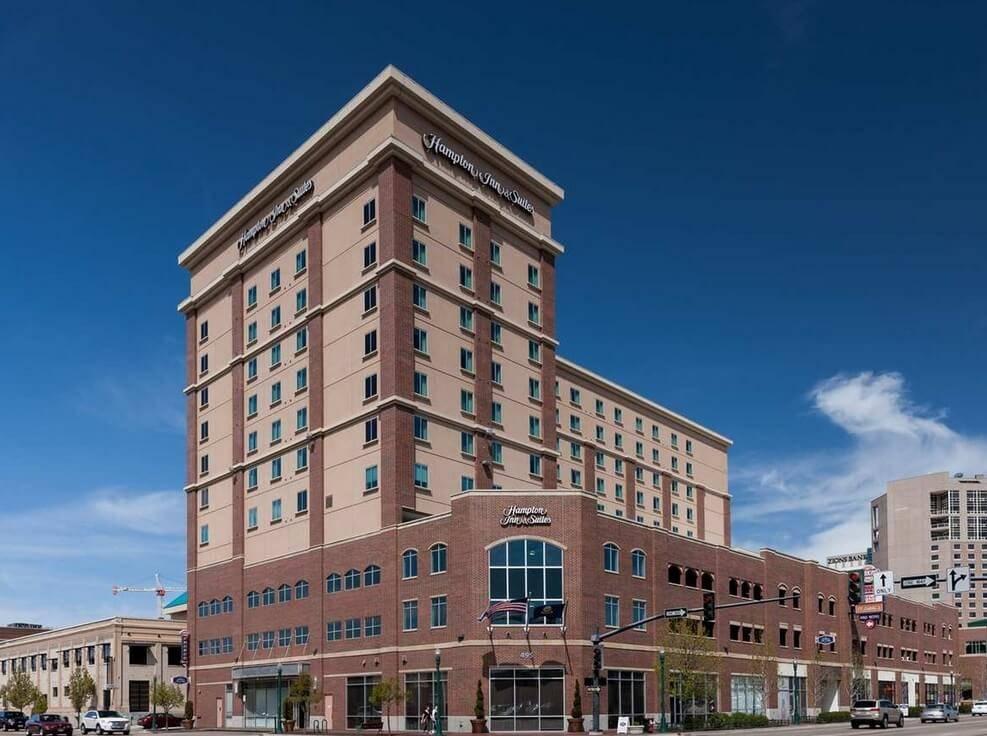 Hampton Inn & Suites Boise Downtown in Boise, ID