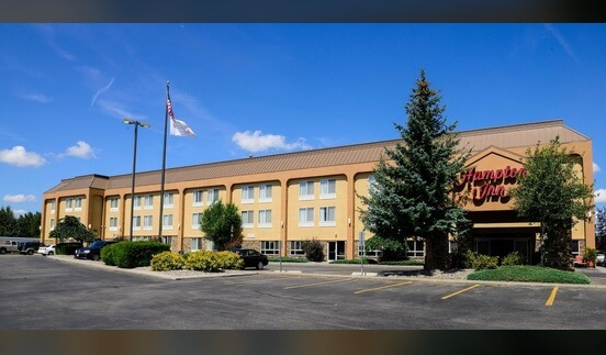 Hampton Inn Idaho Falls At the Mall in Idaho Falls, ID