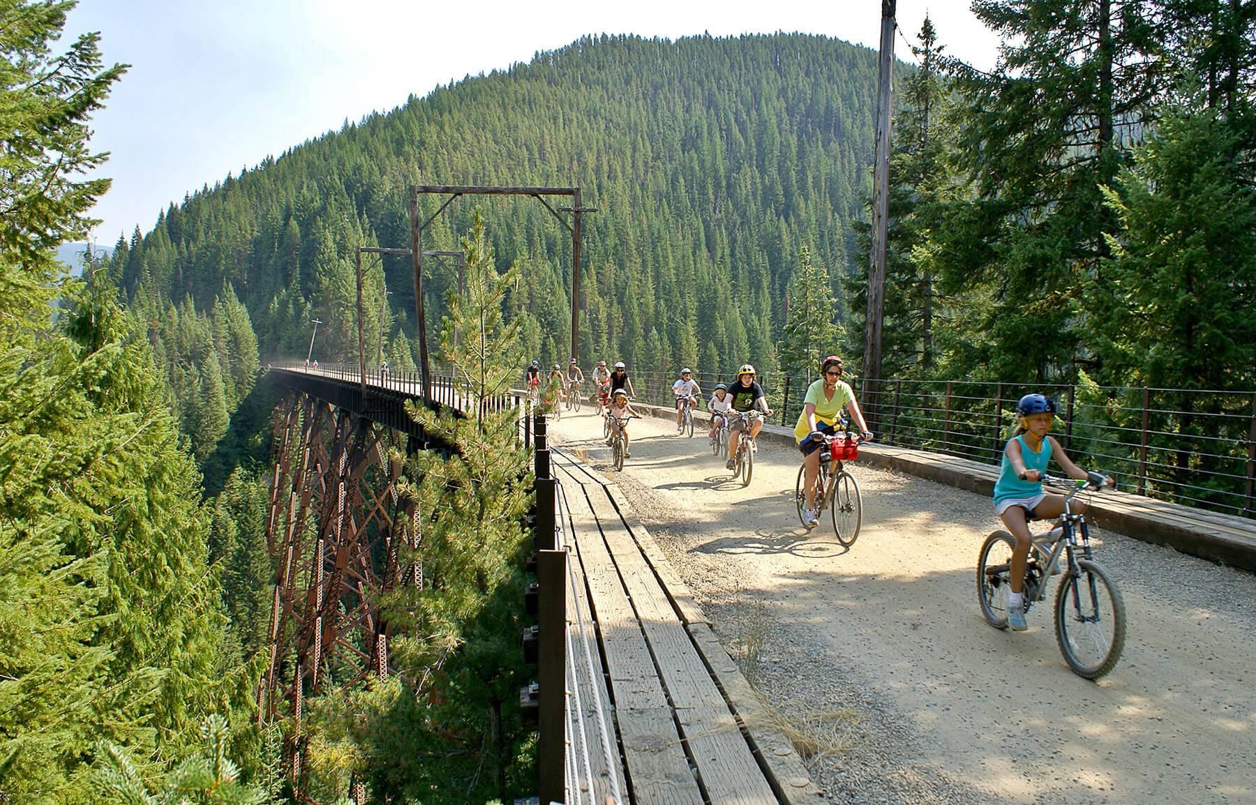 Idaho Mountain Biking Visit Idaho