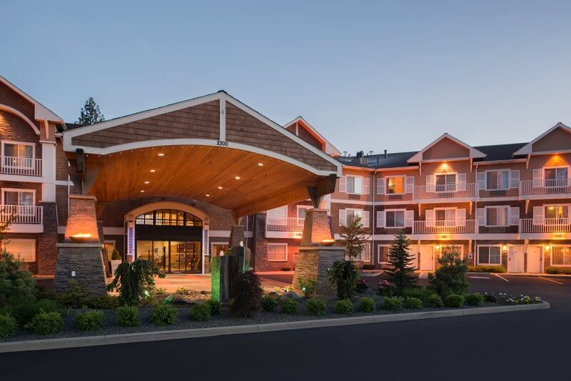 Holiday Inn Express Hotel & Suites - Coeur D'Alene in Coeur d'Alene, ID