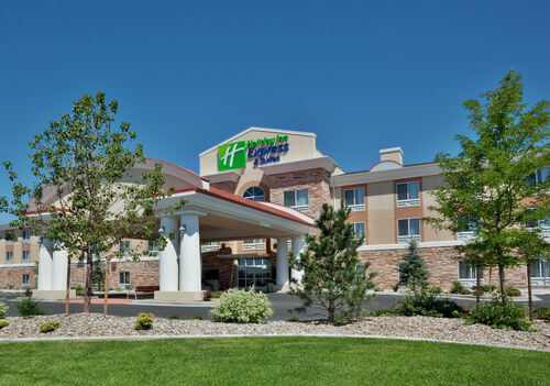Holiday Inn Express Hotel & Suites Twin Falls in Twin Falls, ID