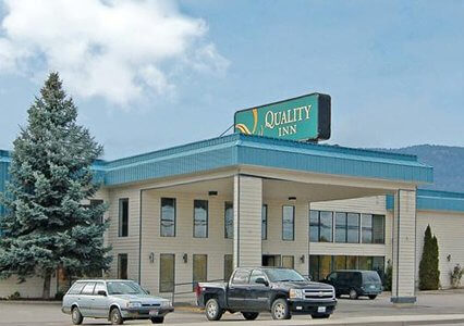 Quality Inn & Suites in Coeur d'Alene, ID