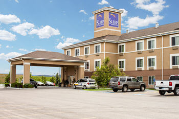 Sleep Inn & Suites in Idaho Falls, ID