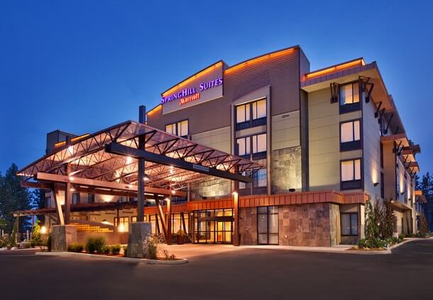 SpringHill Suites Coeur d'Alene in Coeur d'Alene, ID