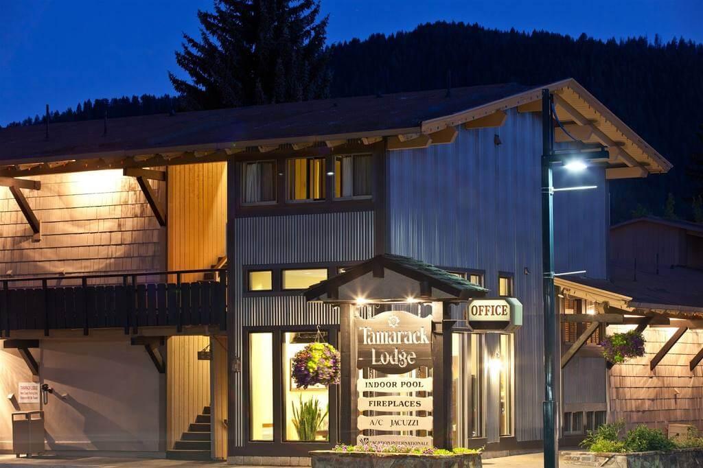 Tamarack Lodge in Ketchum, ID