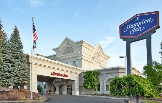Hampton Inn Idaho Falls/Airport in Idaho Falls, ID