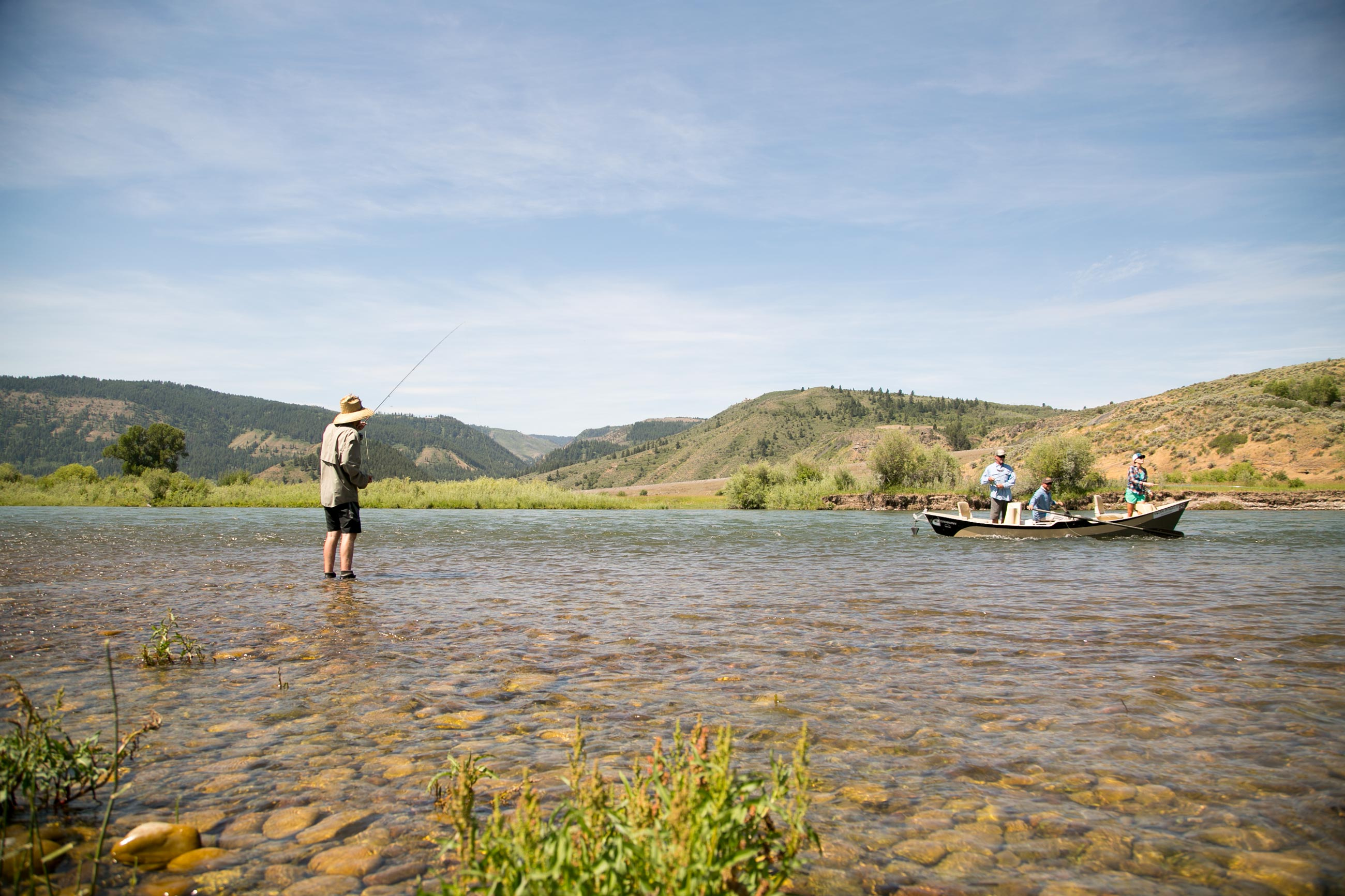 Henry 39 s fork of the snake river visit idaho for Henry s fork fishing