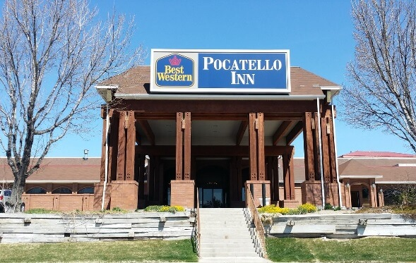 BEST WESTERN Pocatello Inn in Pocatello, ID