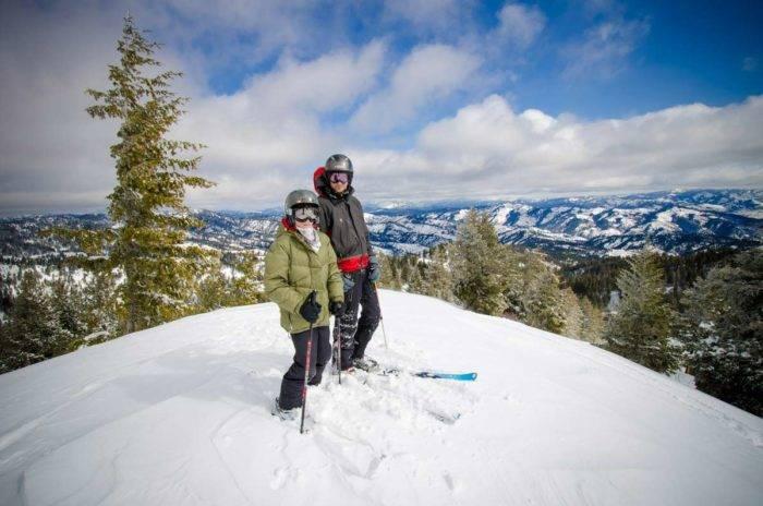 Ski at Bogus Basin