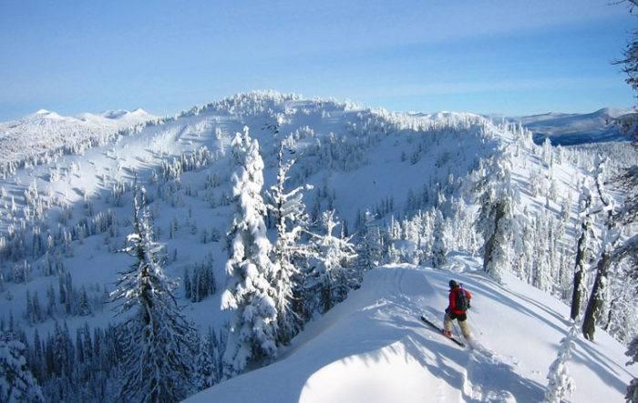 Brundage Mountain Resort. Photo Credit: Ski Idaho