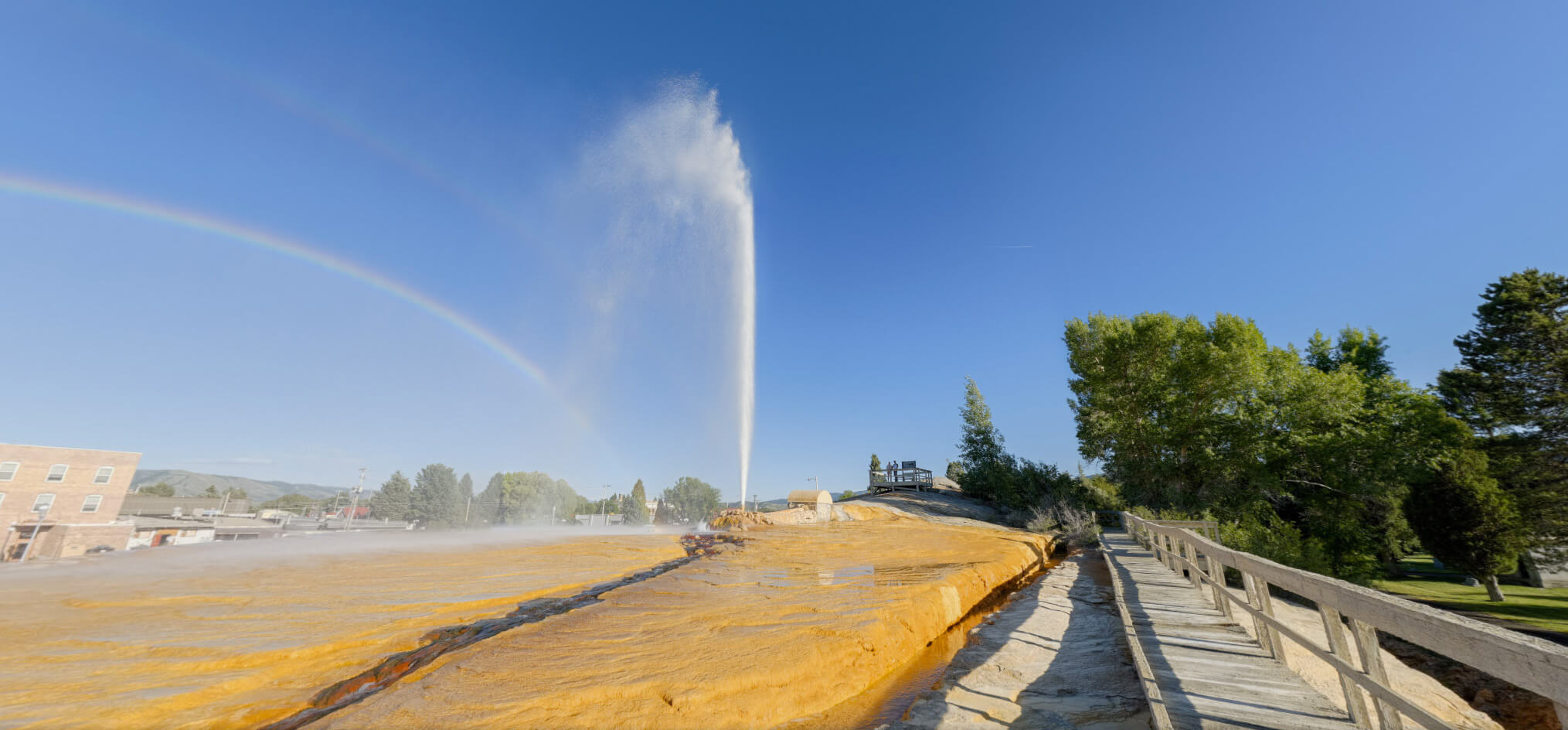 Soda Springs Geyser Visit Idaho