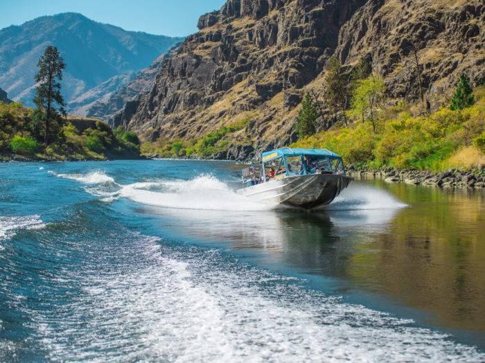 Idaho Idaho Jet Boating Visit Idaho