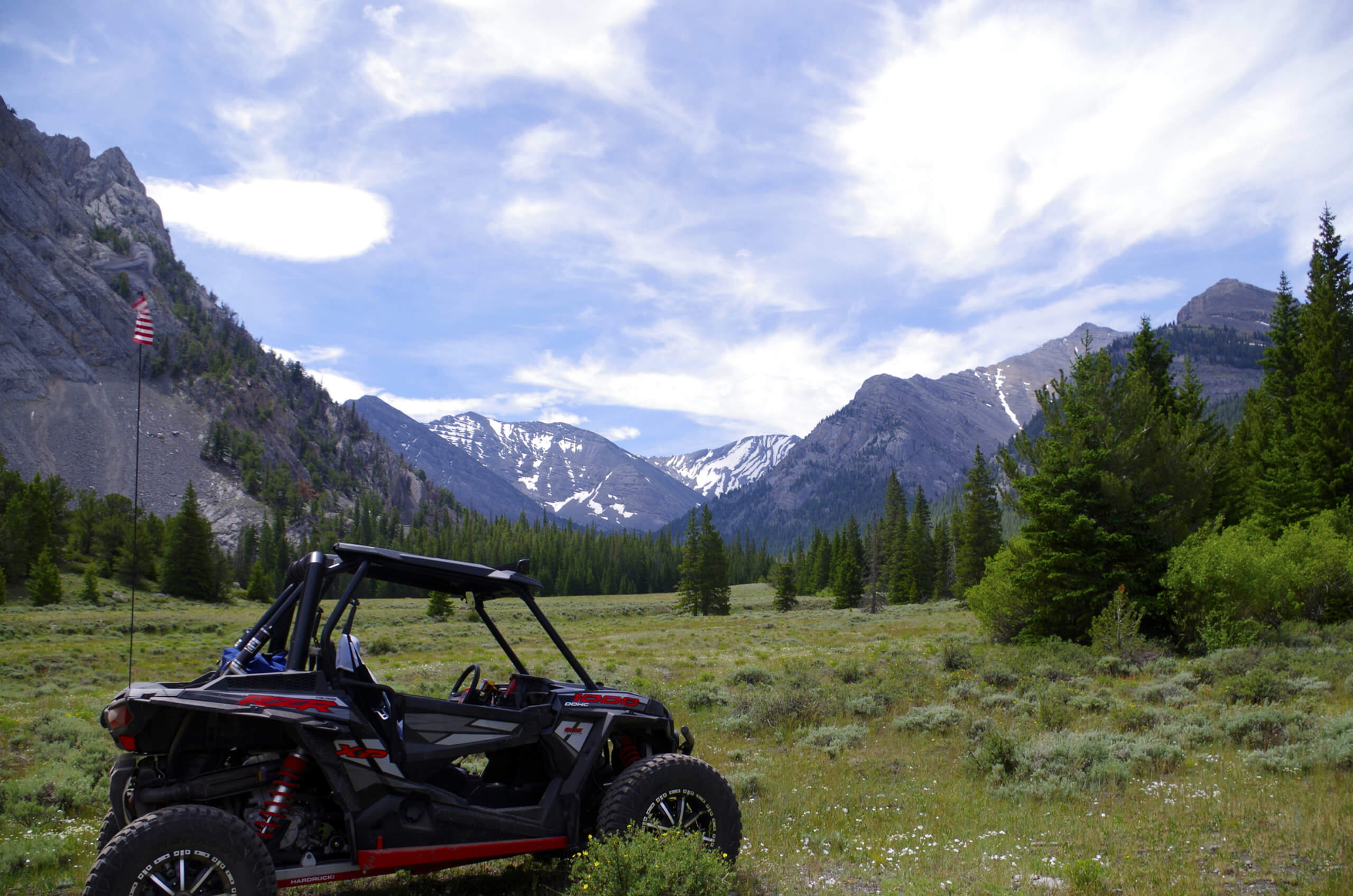 Go West! Great SXS & ATV Riding Opportunities Abound   Visit