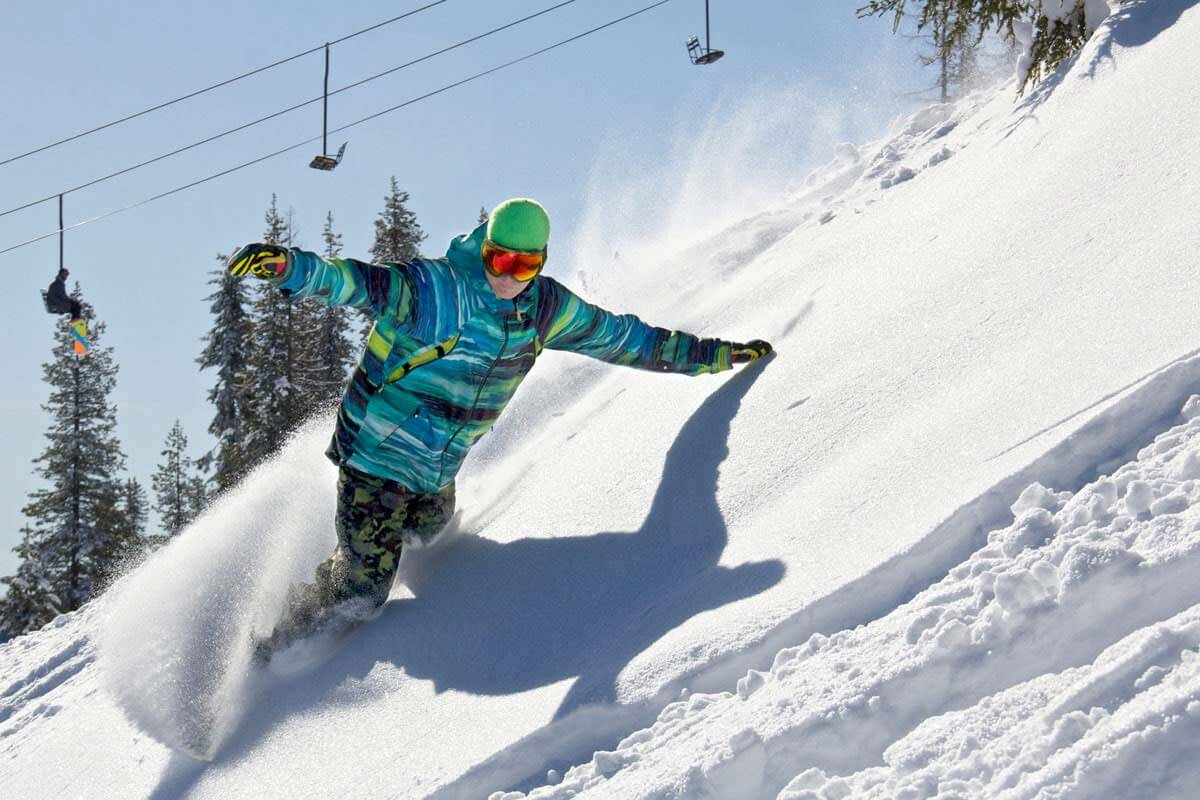 Lookout Pass Ski Amp Recreation Area Visit Idaho