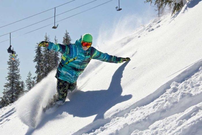 Ski Lookout Pass