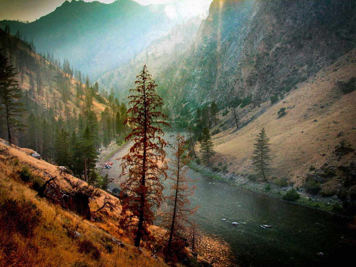 Middle Fork Of The Salmon River Visit Idaho