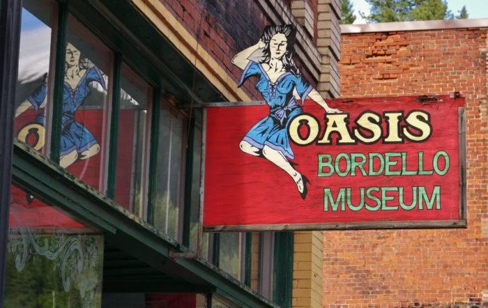 Oasis Bordello Museum.
