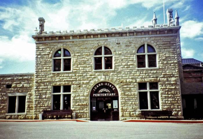 historic penitentiary
