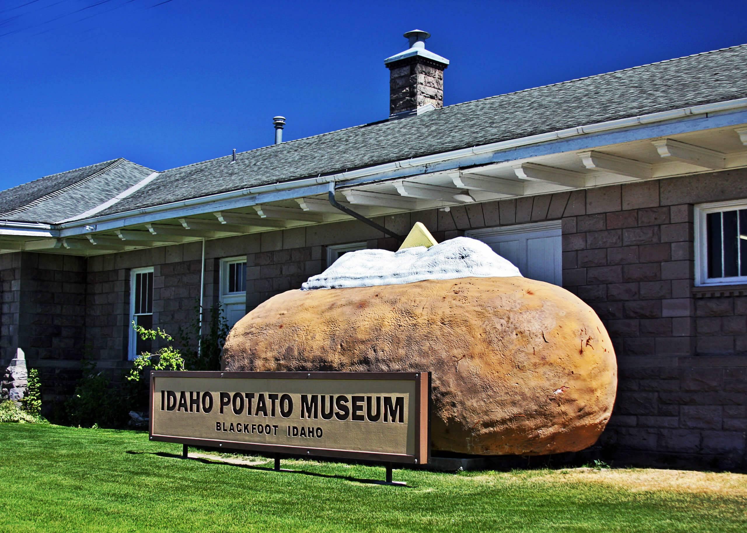 Idaho Museum Of Natural History Idaho Falls