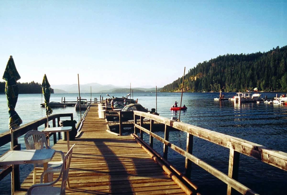Priest Lake State Park Visit Idaho