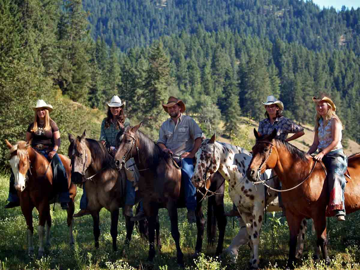 Red Horse Mountain Ranch Visit Idaho