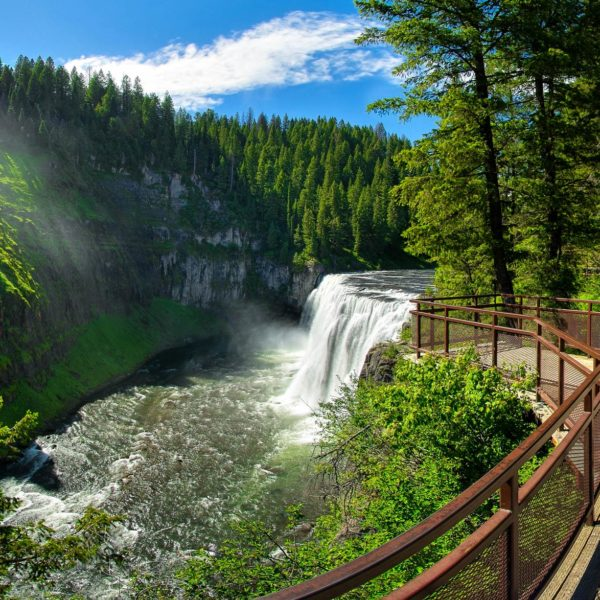 Visit Idaho – Tourist Attractions Map In Idaho
