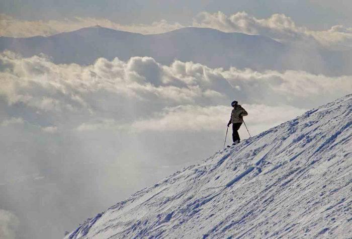 Schweitzer Mountain Ski