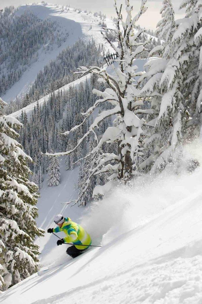 Ski Silver Mountain