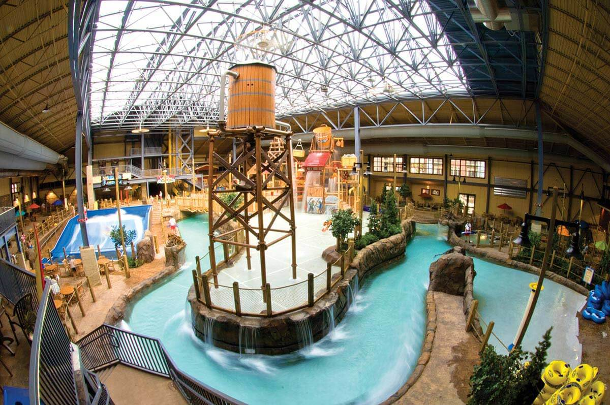 Find fun at idaho theme parks visit idaho for Silver mountain cabins