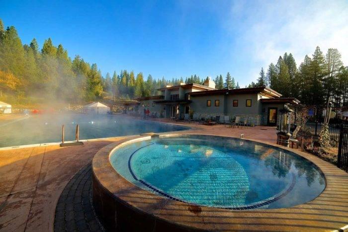 The Springs, Idaho City. Photo Credit: Idaho Tourism