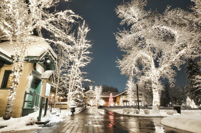 Winter Wonderland Festival in Sun Valley.