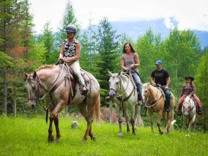 Western Pleasure Guest Ranch. Photo Credit: Western Pleasure Guest Ranch