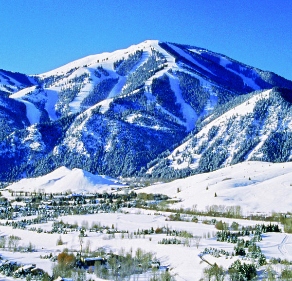 8 Hidden Ski Gems in Idaho