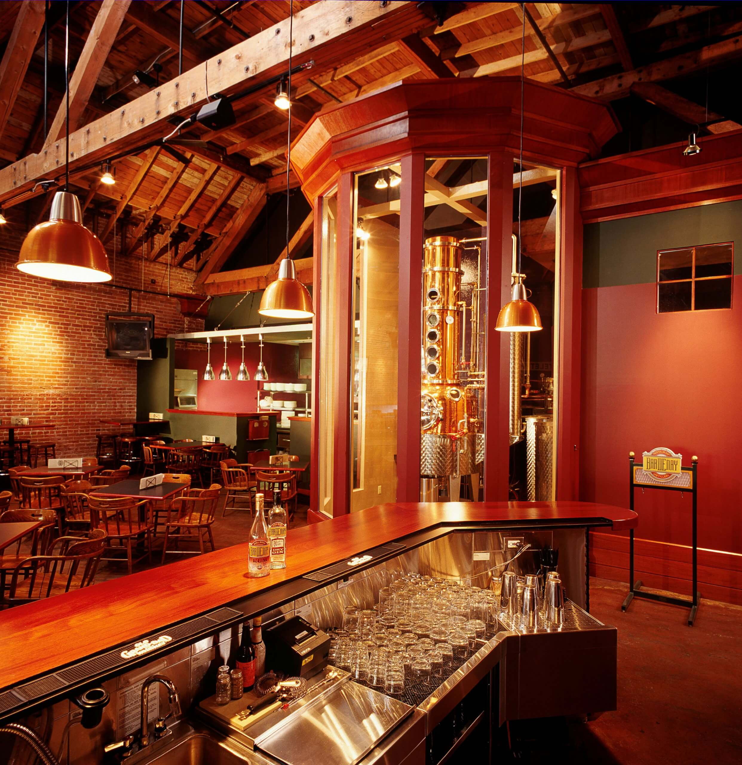 Boise Bardenay Restaurant Distillery