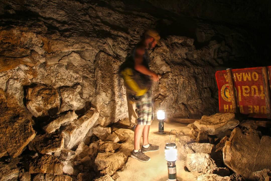 Mammoth Cave Shoshone Ice Caves Visit Idaho