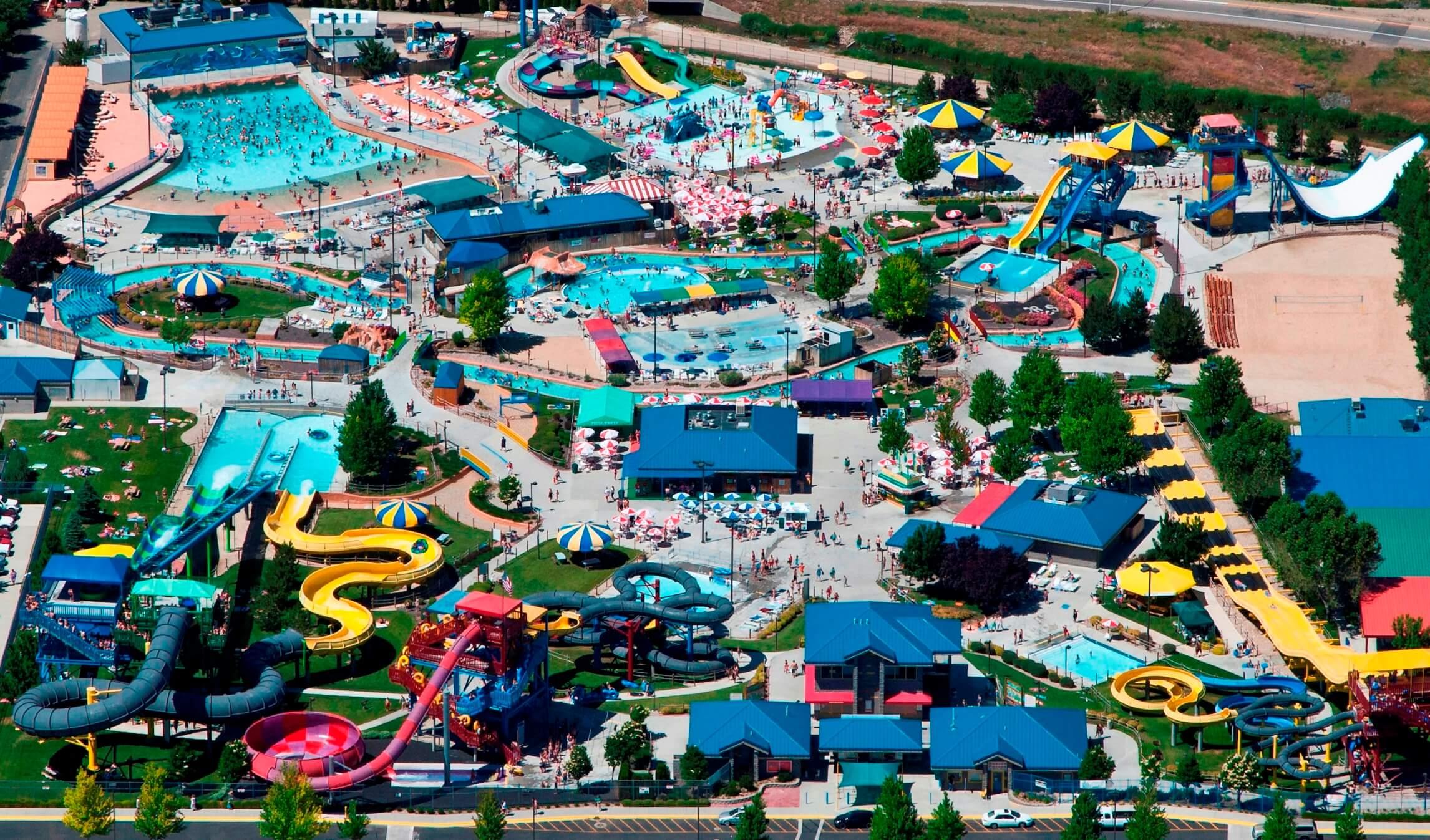 Roaring Springs Waterpark Visit Idaho