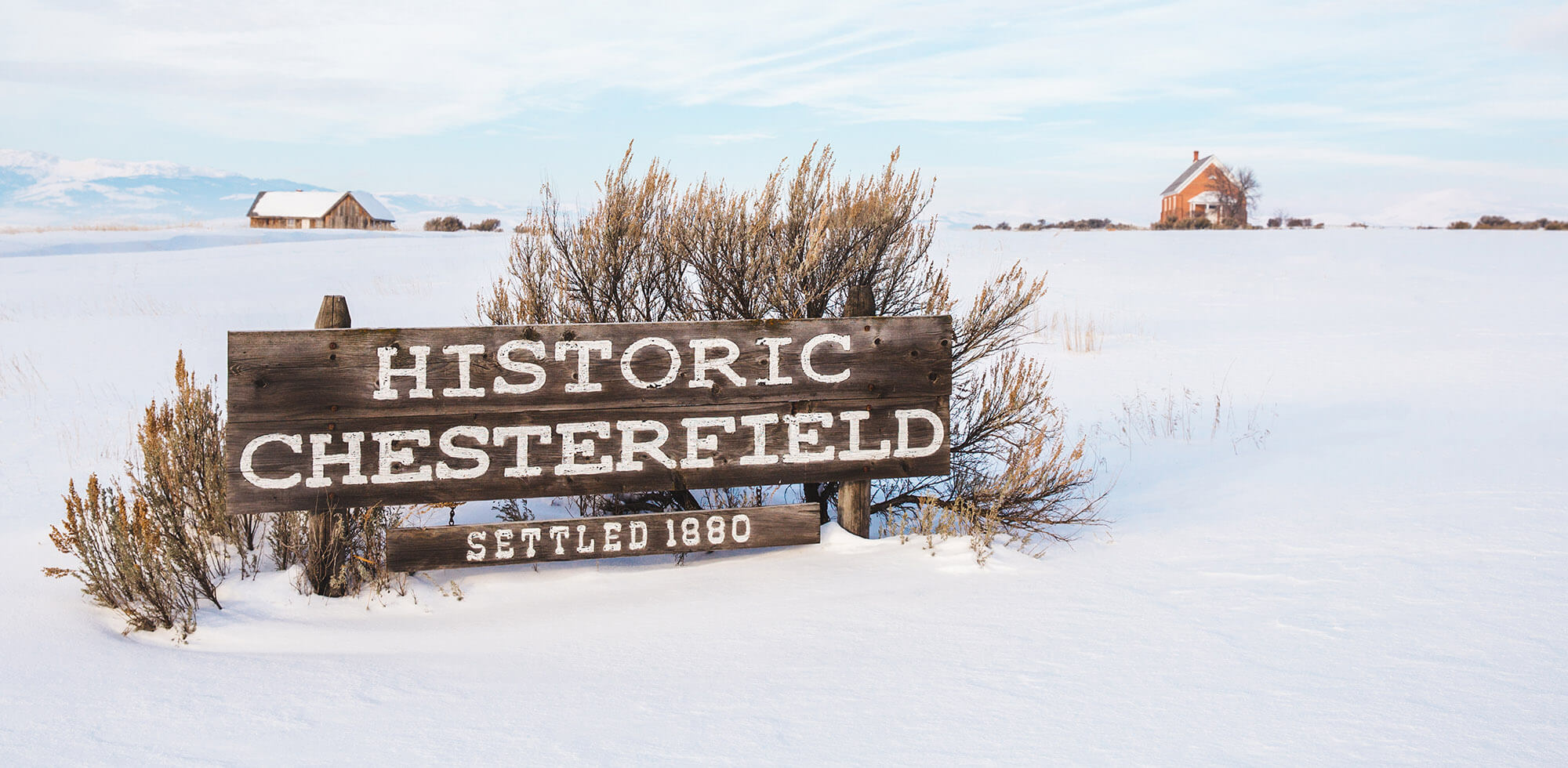 Chesterfield Historic Town Site