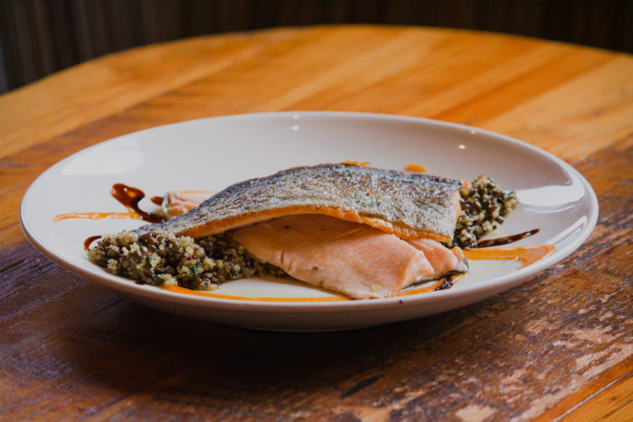 Pan-Roasted Hagerman Trout