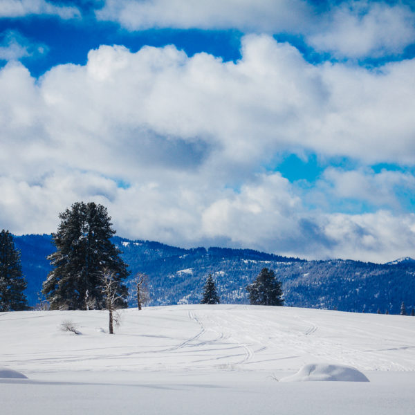 Winter in Idaho's State Parks