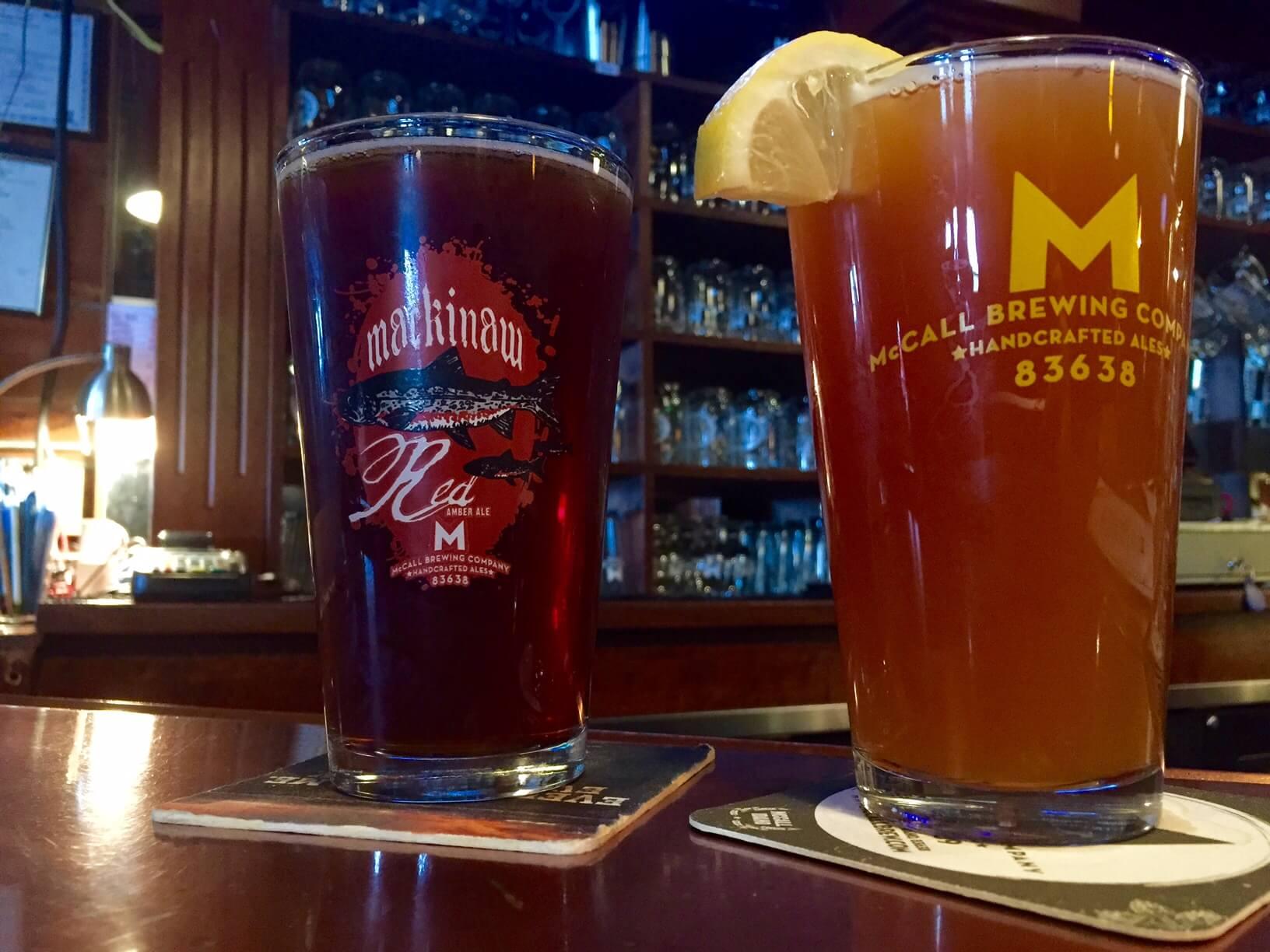 Teton Brewery Tour