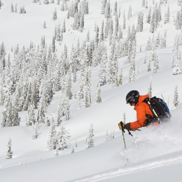 Spring Cat Skiing at Brundage