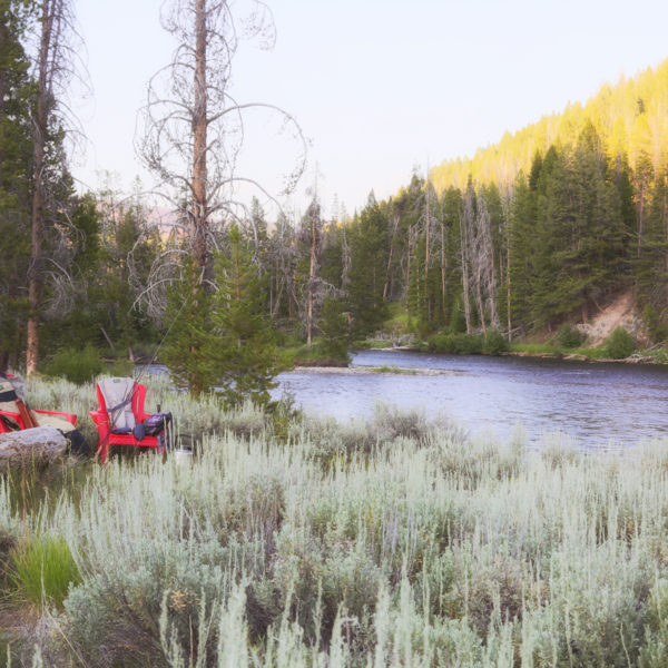 The Stunning Sawtooth Scenic Byway