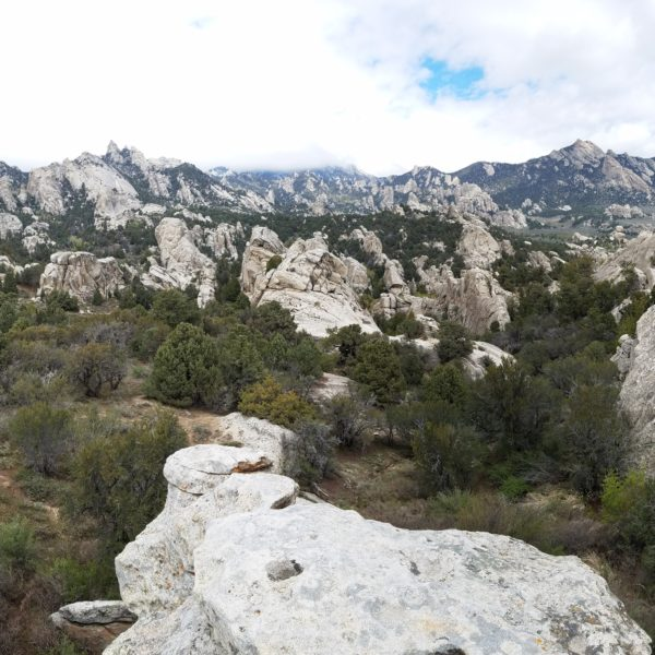 Otherworldly Adventures: Exploring the City of Rocks
