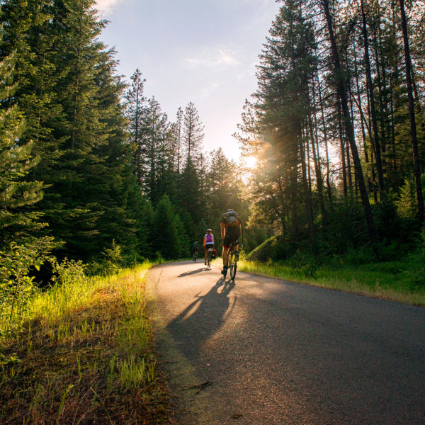 Prairies to Peaks: Traversing the Panhandle on the Trail of the Coeur d'Alenes